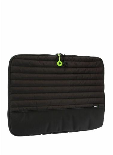 Mueslii Laptop /Evrak Çantası Siyah